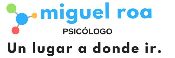 MIGUEL ROA - PSICÓLOGO