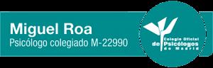 Logotipo - Psicólogo Miguel Roa